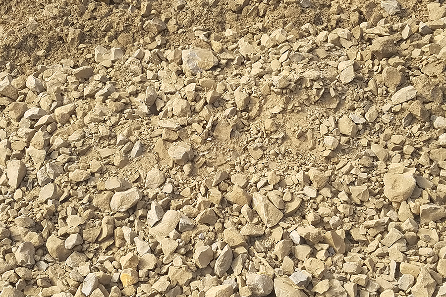 products - rock - 3in minus crushed quarry rock